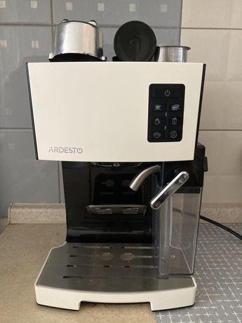 Кофемашина кофеварка Лате Ardesto ECM-EM14S