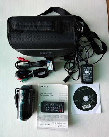 Sony HDR-PJ10E Kamera + projektor