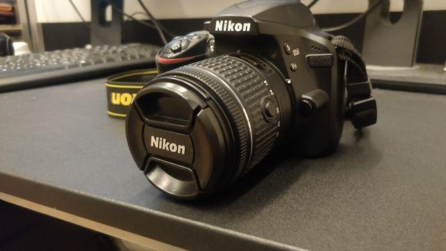 Зеркальный фотоаппарат Nikon D3400