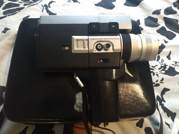 Canon Super 8 Auto Zoom 518