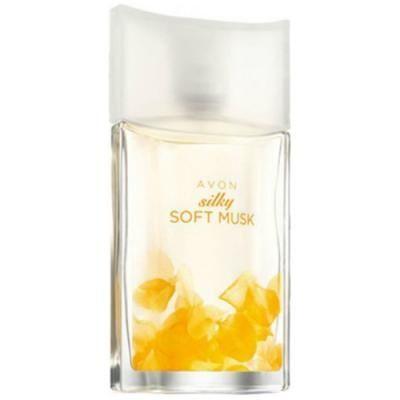 Perfumy SILKY SOFT MUSK Avon. 50 ml