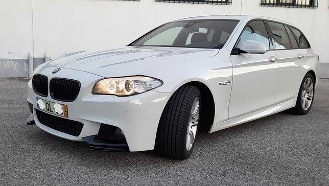 BMW 520d (F11) pack M automática
