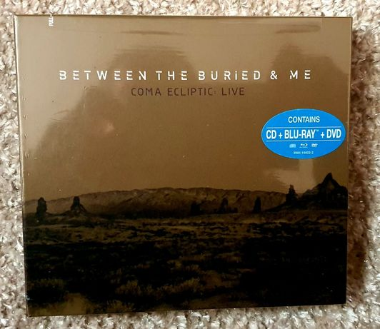 Between the buried and me Edição especial