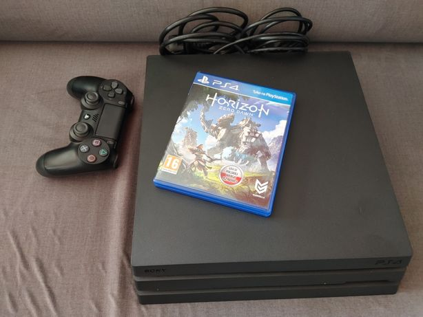 PS4 Pro 1TB + Horizon Zero Dawn