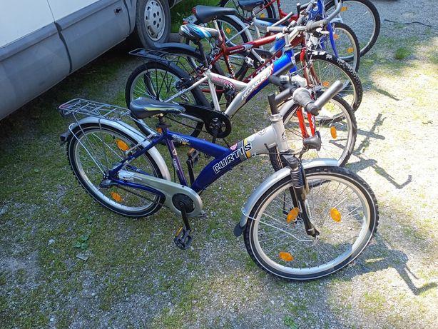 Rower dziecięcy 24 rowerek dla dziecka