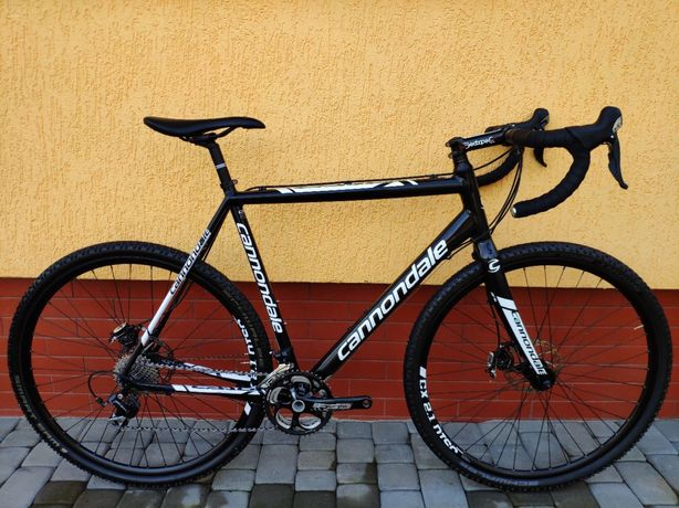 Гравійний Gravel велосипед Cannondale CaadX Shimano 105