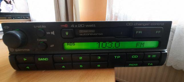 Radio vw gamma 4 IV  DSP golf t4 polo gti
