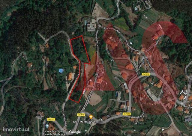 Terreno para construção com 7971 m2 em S. Miguel, Vizela