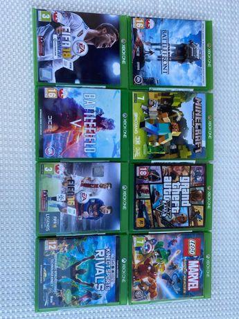 Gry na konsolę Xbox One