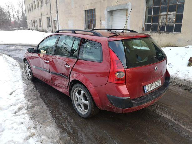 Разборка запчасти бу Рено меган 2 Renault Megane 2
