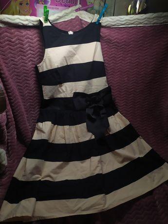 Летние платье на 10-13 лет