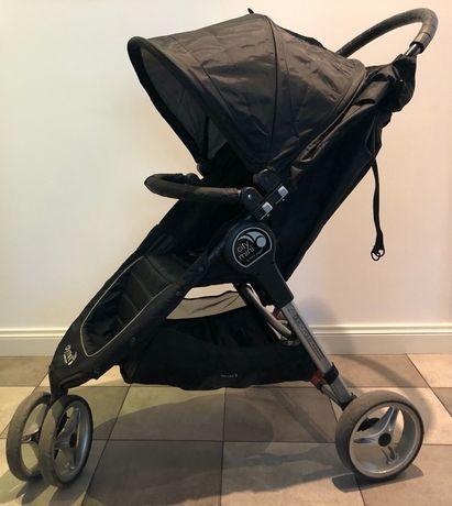 Wózek, Spacerówka Baby Jogger City Mini z funkcją spania