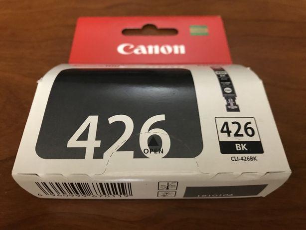 Новый черный катридж Canon CLI-426 BK IP 4840