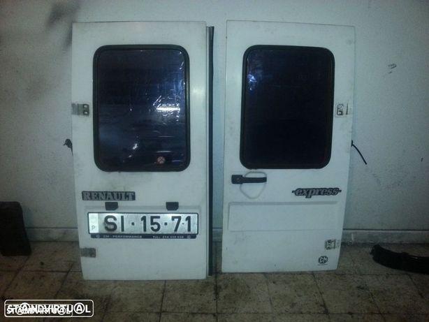 porta da mala renault express
