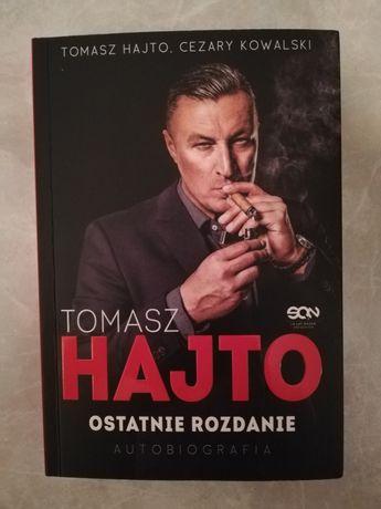 Sprzedam biografie Tomasz Hajto