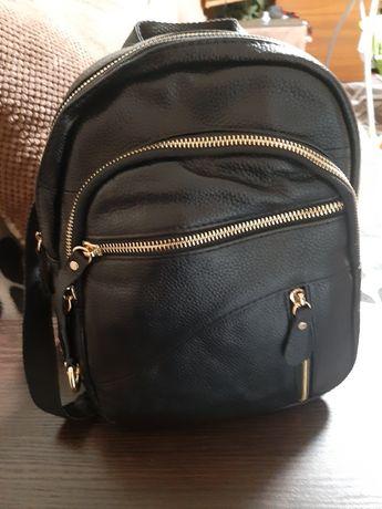 Шкіряний рюкзак, кожаный рюкзак