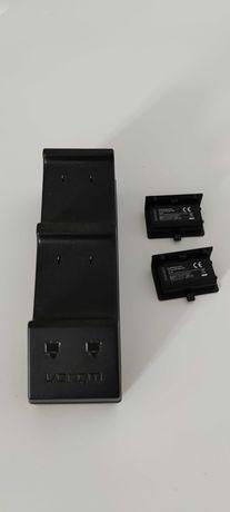 Akumulatory + ładowarka do padów Xbox One S Venom