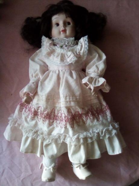 Винтажная фарфоровая кукла начала прошлого века