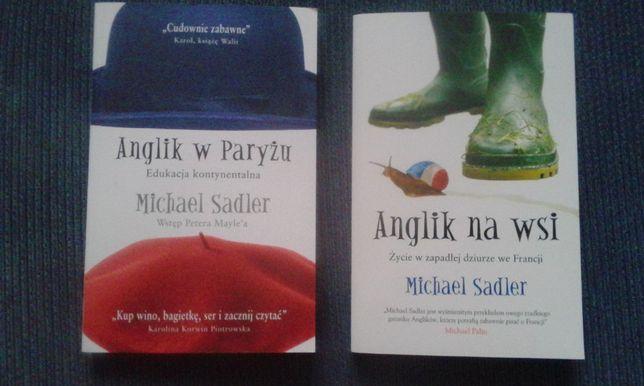 Anglik w Paryżu, Anglik na wsi, Michael Sadler