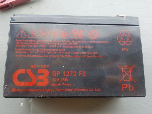 Аккумулятор для ИБП CSB Battery GP1272 12v7Ah