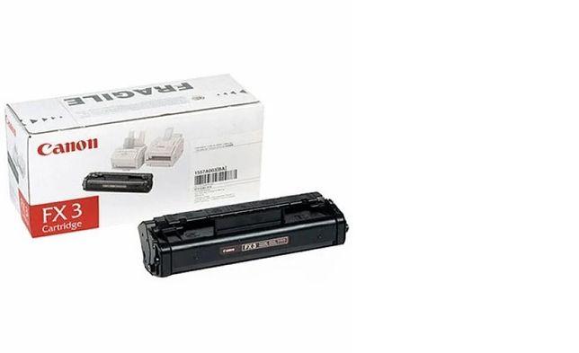 Черный лазерный картридж Canon FX-3(1557A003)