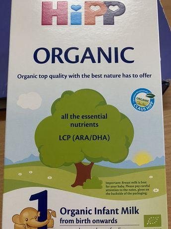 Смесь Hipp organic