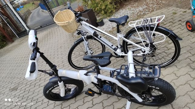 Rowery elektr,Fat bike , 20 cal,składaki,Kamper,Yacht ,250w