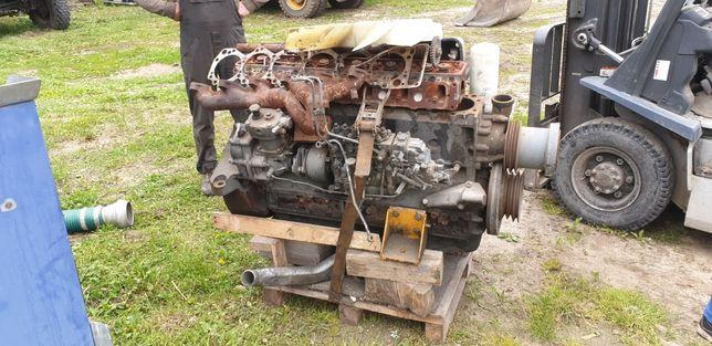 Silnik isuzu 6SD1T - wyciągnięty z JCB 330