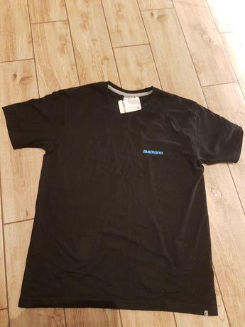 T-shirt Shimano-nowa