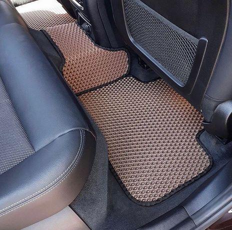 Eva Ева автоковрики коврик в авто мерседес бмв пассат джета шевроле