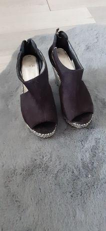 Sandały botki