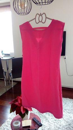 Sukienka fuksja 36