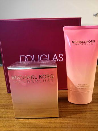 Sprzedam perfumy i mleczko do ciała Michael Kors Wonderlust