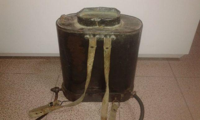 Maquina de Sulfatar Antiga