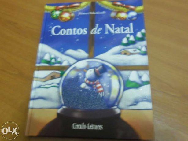 """Livro """"Contos de Natal"""""""