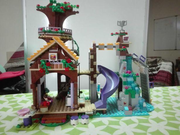 Legos: casa de meninas