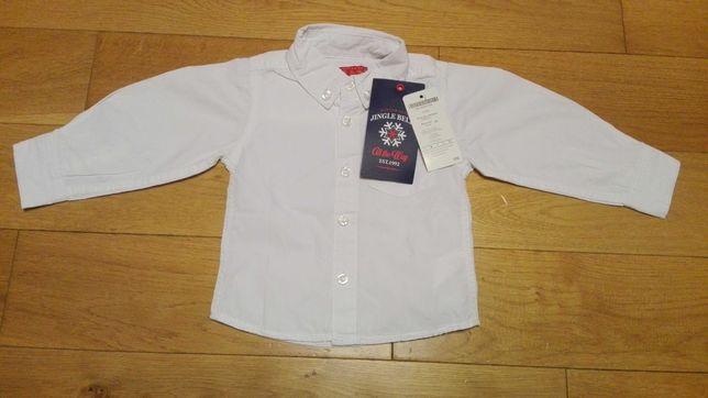 Nowa koszula niemowlęca marki 5.10.15 rozm. 86