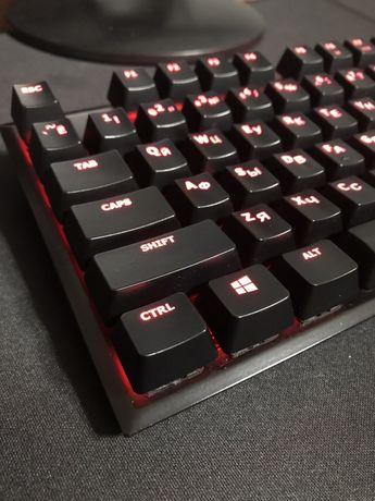 HyperX Aloy FPS Cherry MX Red. Состояние 8 из 10! 1899 грн