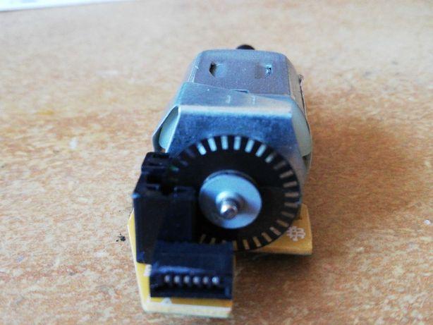 Silnik z enkoderem - duży - Heavy Duty lub mały - Fit for Purpose