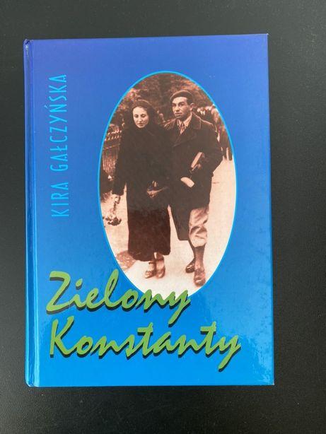 Zielony Konstanty Kira Galczynska