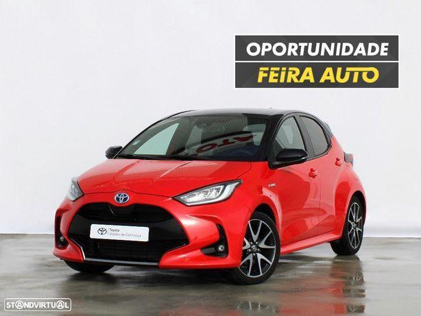 Toyota Yaris 1.5 HDF Premier Edition