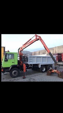 Вантажні перевезення , маніпулятор , грейфер , вивіз буд-матеріалів...