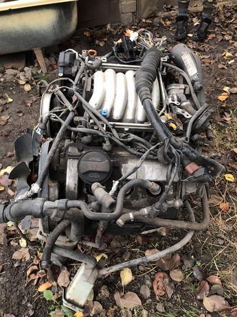 Мотор ауди а6 с5 audi a6 c5 2.4 бензин