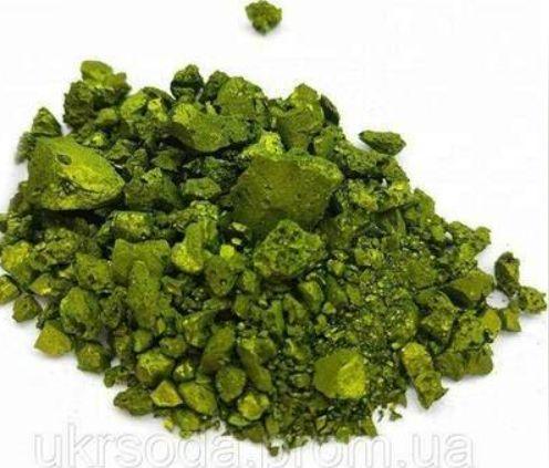 Малахитовый зеленый ЧДА