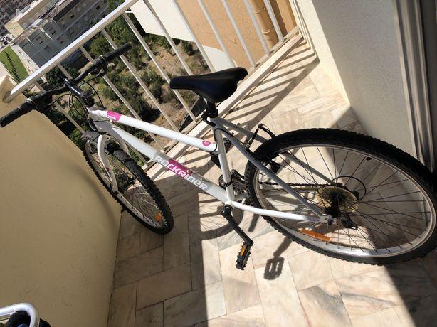 Bicicleta bitwin rockrider fove zero