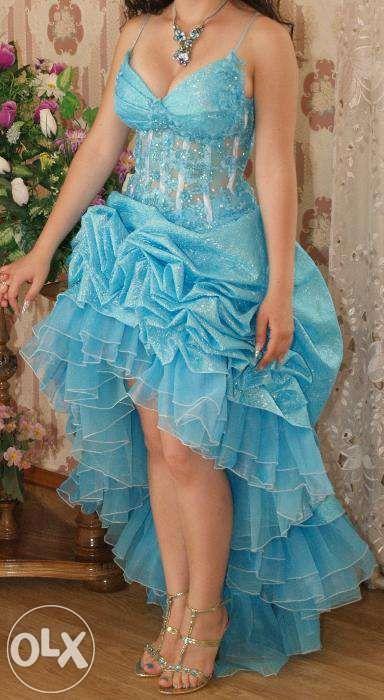 Выпускное/вечернее платье Николаев - изображение 1