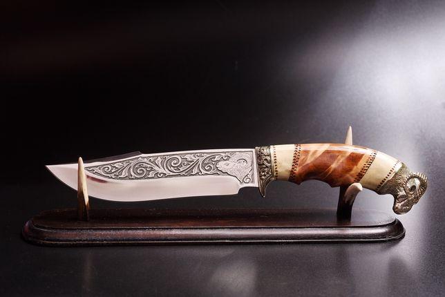 Эксклюзивный нож Архар