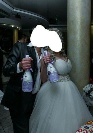 "Свадебное ПЛАТЬЕ с салона ""НеВеСтА"""