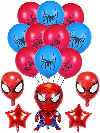 Kit decoração festa aniversário Homem aranha spiderman marvel avengers