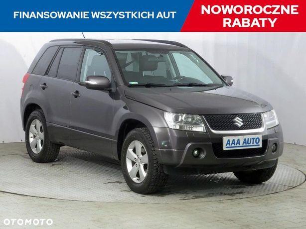 Suzuki Grand Vitara 2.4 VVT, Salon Polska, Serwis ASO, GAZ, 4X4, Automat, Xenon,
